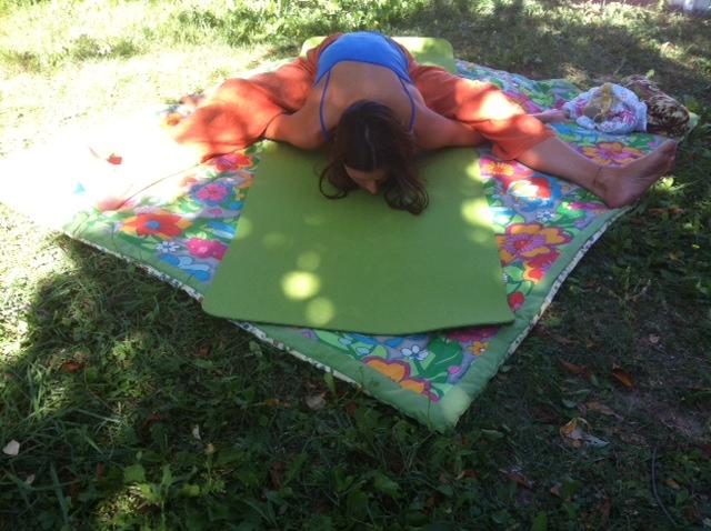 Yoga Schildpad